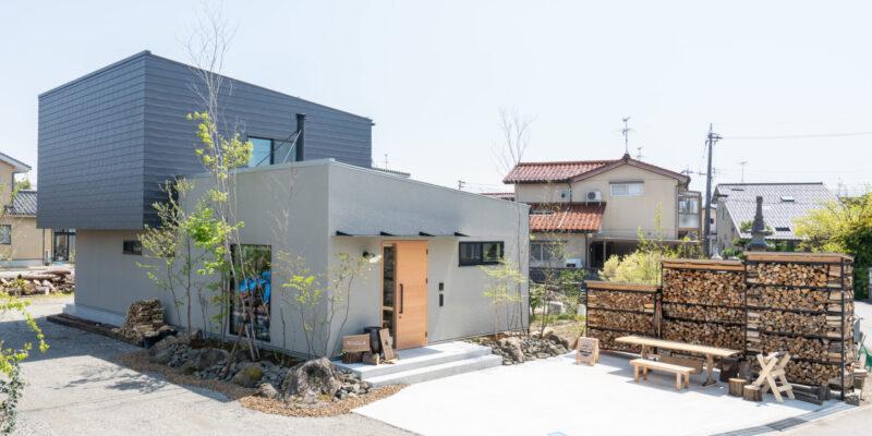 富山市事務所併設 N邸 サムネイル