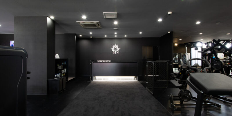MUSCLE GYM TOKYO 富山店 サムネイル